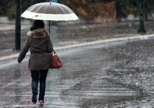 Η πρόγνωση του καιρού με το Γιώργο Βασιλειάδη – Δευτέρα 22 Οκτωβρίου