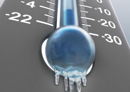 Κάθετη πτώση της θερμοκρασίας την Τετάρτη! Ακόμα και χιόνια στα ορεινά