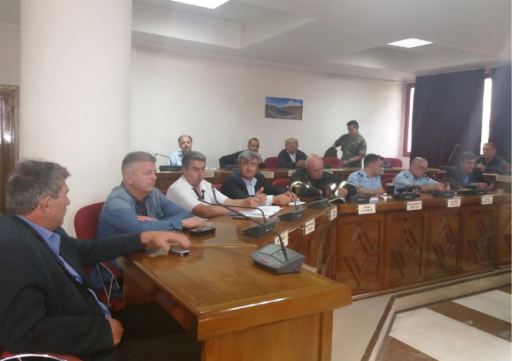 Συνεδρίασε το συντονιστικο πολιτικής προστασίας του δήμου Εορδαίας για την αντιπυρική περίοδο