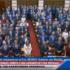 Ξεκίνησε η νέα κοινοβουλευτική περίοδος με την καθιερωμένη ορκωμοσία